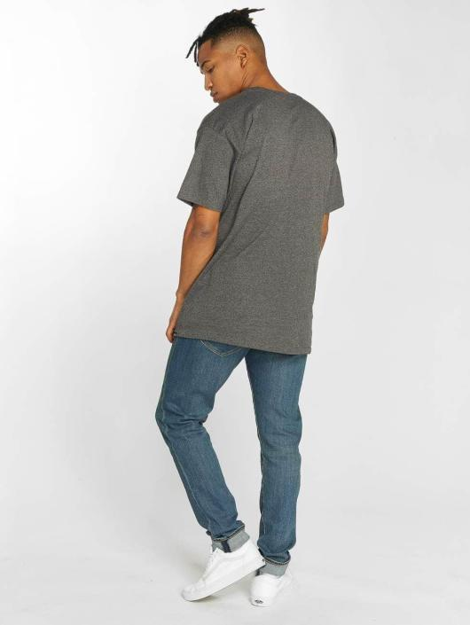 Etnies T-skjorter Mod Stencil grå