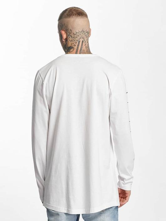 Famous Stars and Straps Longsleeve God Cant Save weiß