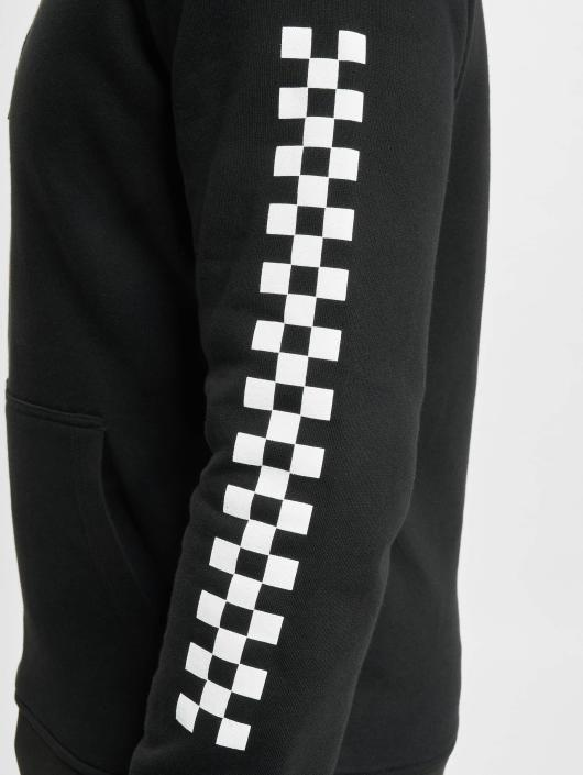 Famous Stars and Straps Sweat capuche Checker Badge noir