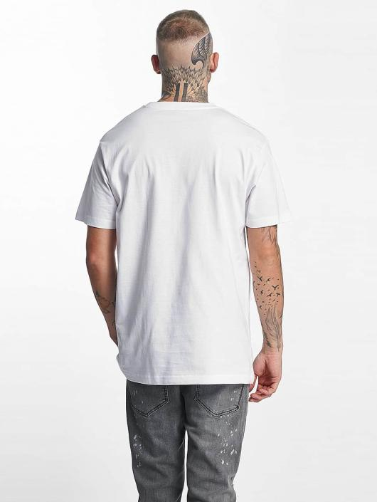 Famous Stars and Straps T-shirt Loud and Clear bianco