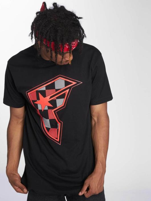 Famous Stars and Straps T-Shirt Buffalo noir