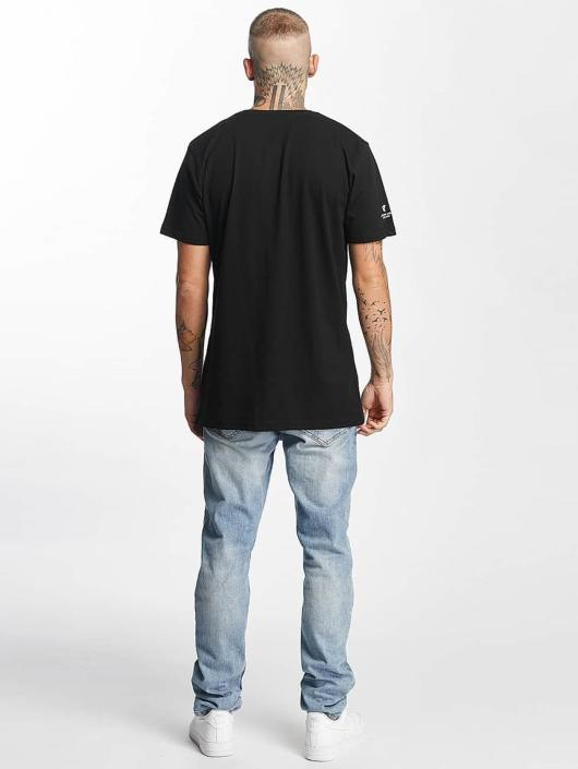 Famous Stars and Straps T-Shirty DTDT99 czarny