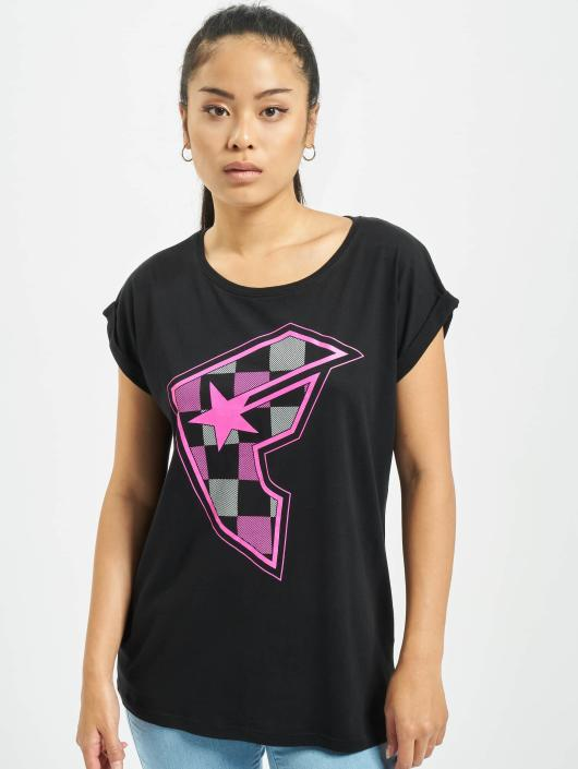 Famous Stars and Straps T-Shirty Ladies Buffalo czarny