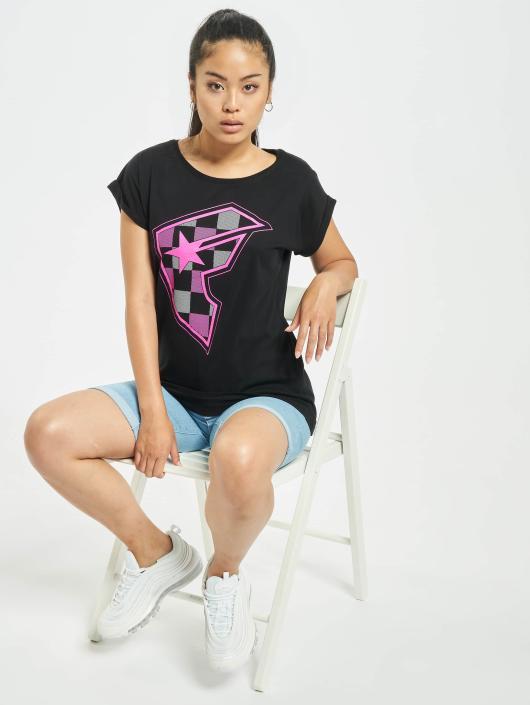 Famous Stars and Straps T-skjorter Ladies Buffalo svart