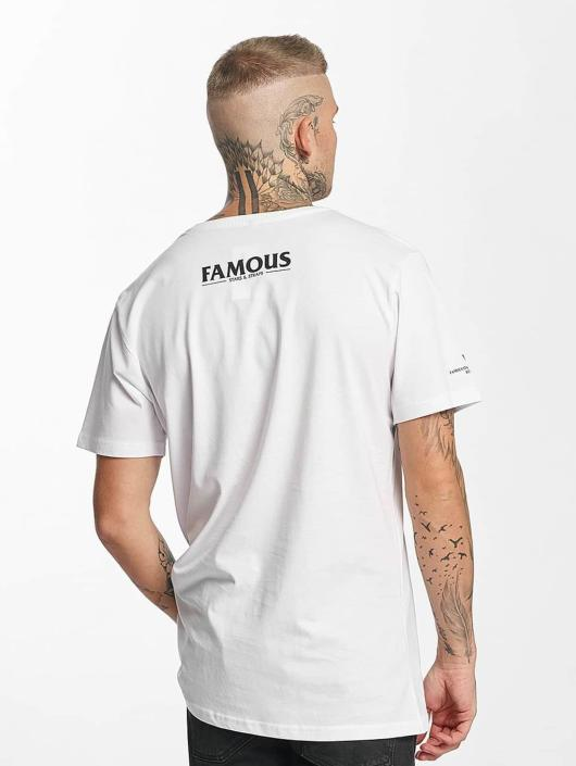 Famous Stars and Straps Trika Drums Drums Drums bílý