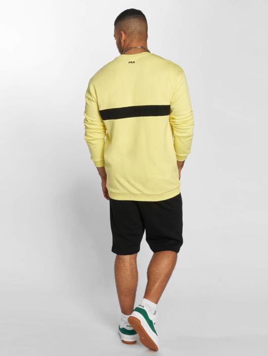 FILA Пуловер Steven желтый