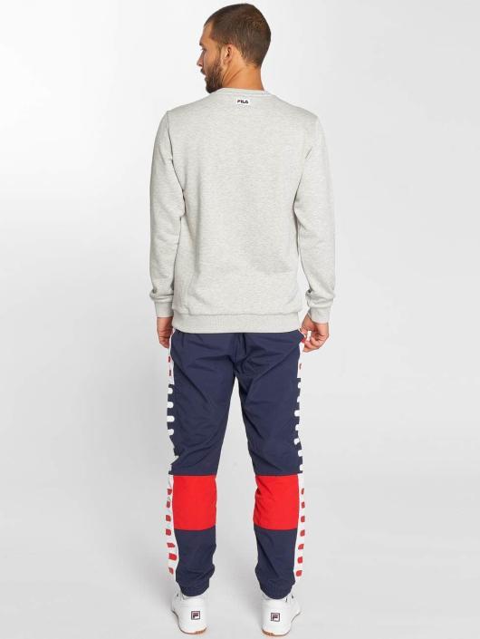FILA Пуловер Rian серый