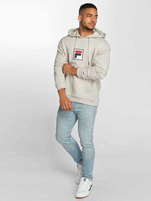 FILA Толстовка Urban Line Shawn серый