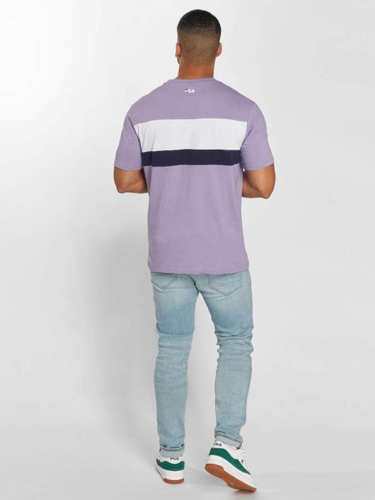 FILA Camiseta Aaron púrpura