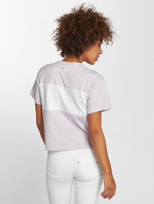 FILA Camiseta Allison púrpura