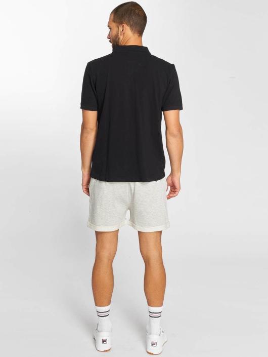 FILA Camiseta polo Jared negro