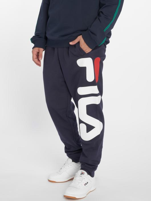 FILA Urban Line Classic Basic Sweat Pants Black Iris