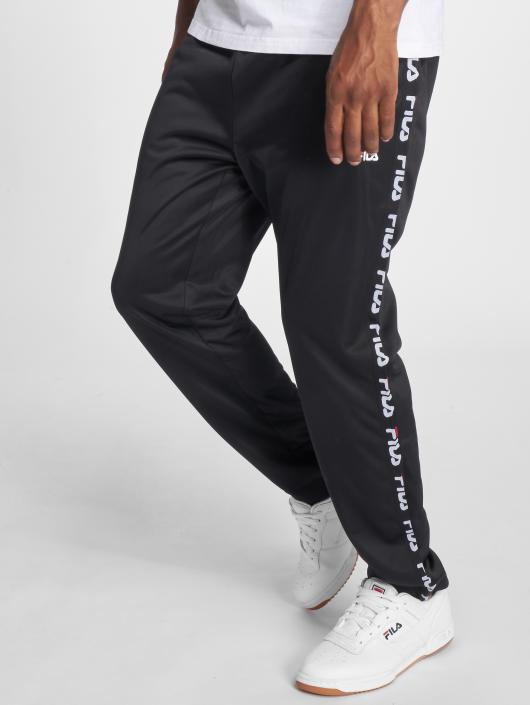 FILA Urban Line Tape Track Pants Black