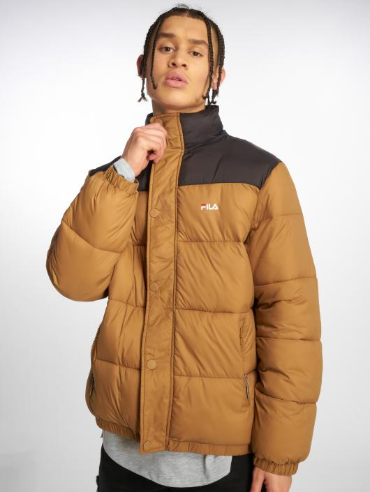 FILA Urban Line Raith Puff Jacket Camel