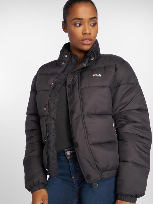 FILA Urban Line Puff Jacket Black
