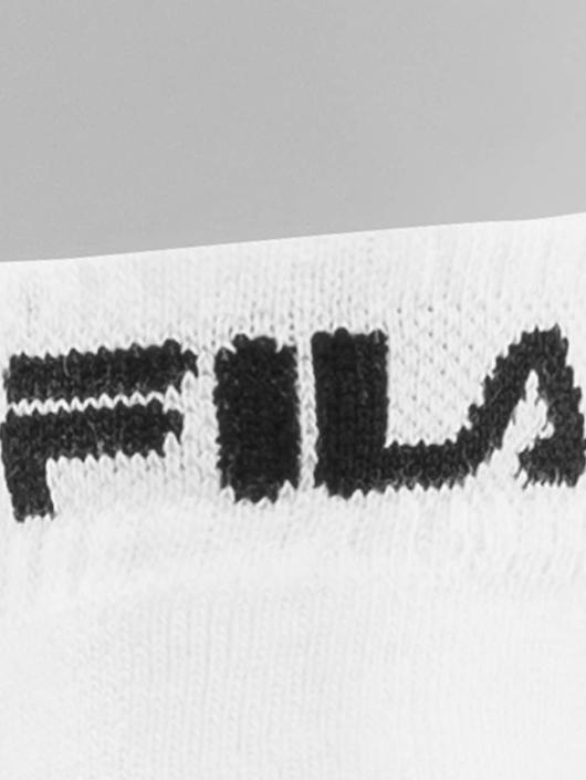 FILA Socks 3-Pack white