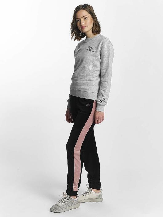 FILA Spodnie do joggingu Urban Line Lovis czarny