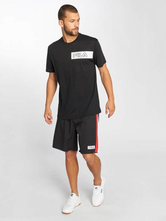 FILA T-Shirt Urban Power Line Agile black