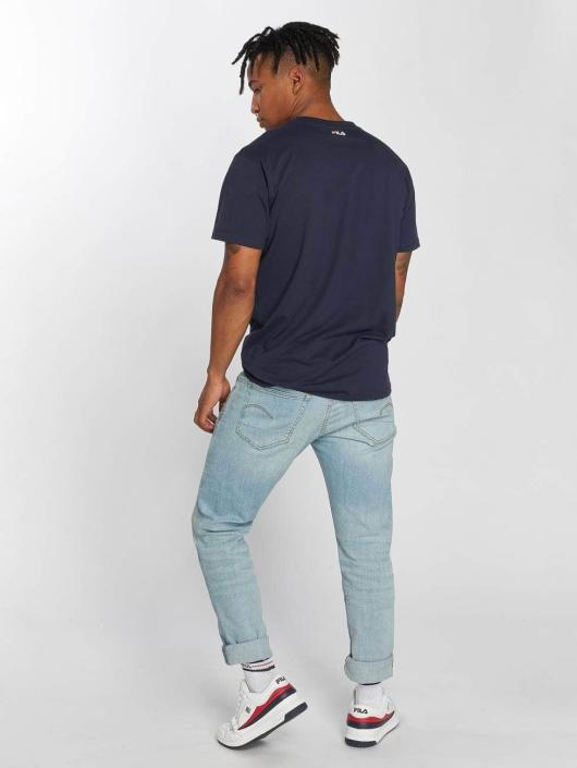 FILA t-shirt Evan blauw