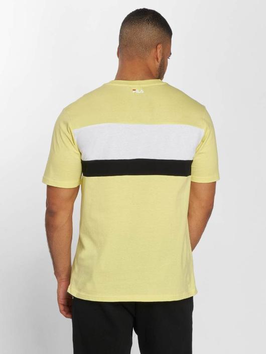 FILA t-shirt Aaron geel