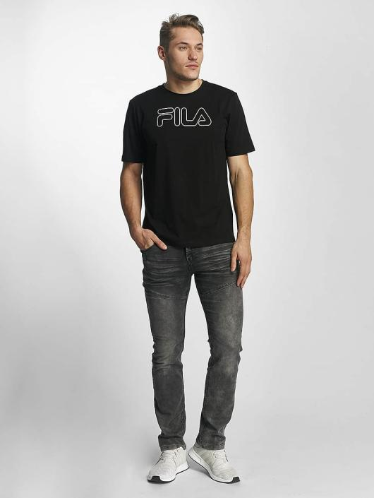 FILA T-Shirty Core Line czarny