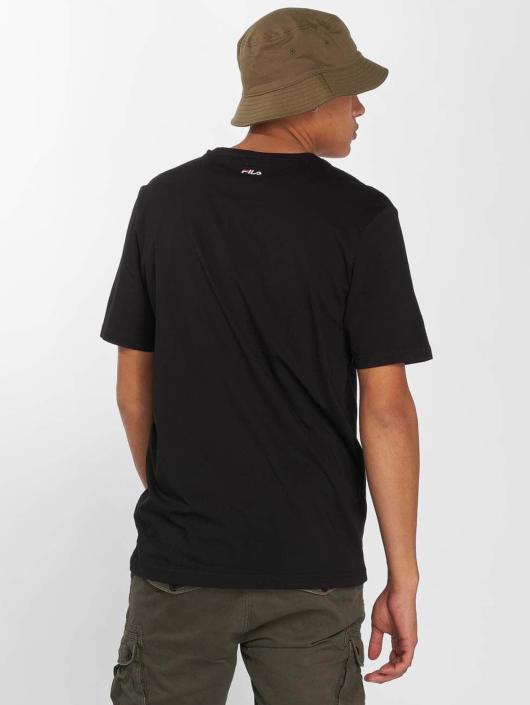 FILA T-Shirty Urban Line Unwind 2.0 Reg czarny