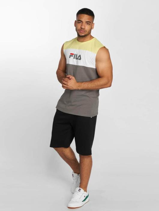 FILA Tank Tops Level серый