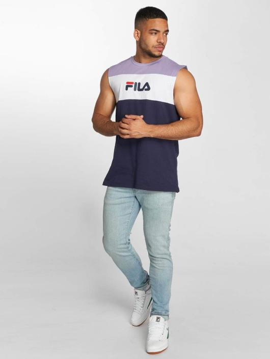 FILA Tanktop Level blauw