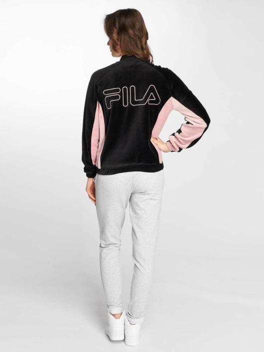 FILA Transitional Jackets Urban Line Velvet svart