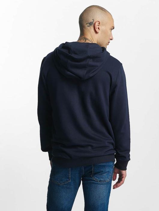 FILA Zip Hoodie Core Line blå