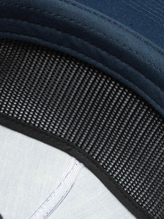 Flexfit Casquette Snapback & Strapback Premium Corduroy bleu