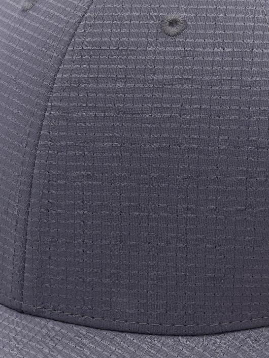 Flexfit Lastebilsjåfør- / flexfitted caps Hydro-Grid grå