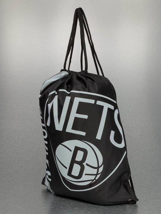Forever Collectibles Beutel NBA Cropped Logo Brooklyn Nets black