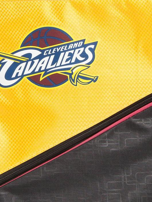 Forever Collectibles Beutel NBA Diagonal Zip Drawstring Cavaliers black