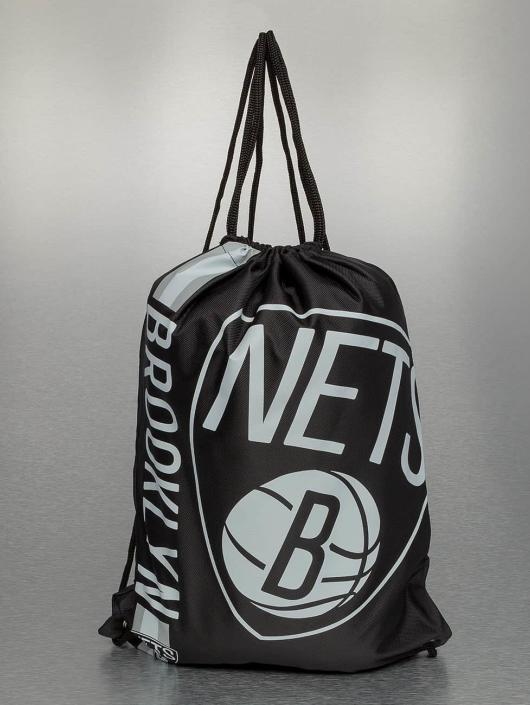 Forever Collectibles Beutel NBA Cropped Logo Brooklyn Nets schwarz
