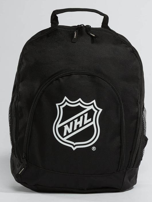 Forever Collectibles Plecaki NHL Logo czarny