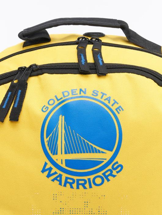 Forever Collectibles Ryggsekker NBA Stripe Primetime GS Warriors svart