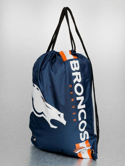 Forever Collectibles Sacchetto NFL Cropped Logo Denver Broncos blu