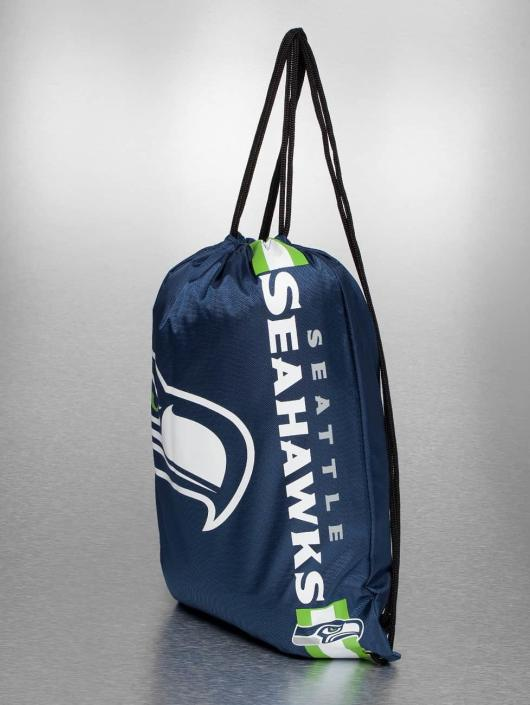 Forever Collectibles Sacchetto NFL Cropped Logo Seattle Seahawks blu