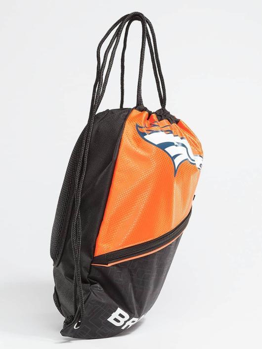 Forever Collectibles Worki NFL Diagonal Zip Drawstring Broncos czarny