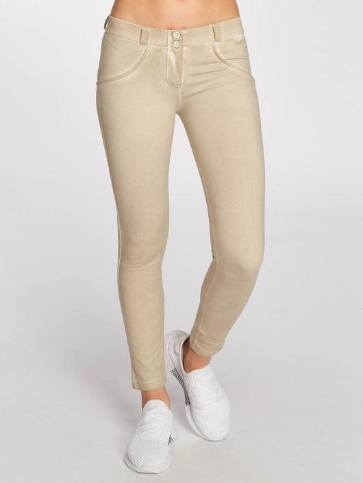 Freddy Skinny Jeans Pantalone 7/8 bezowy