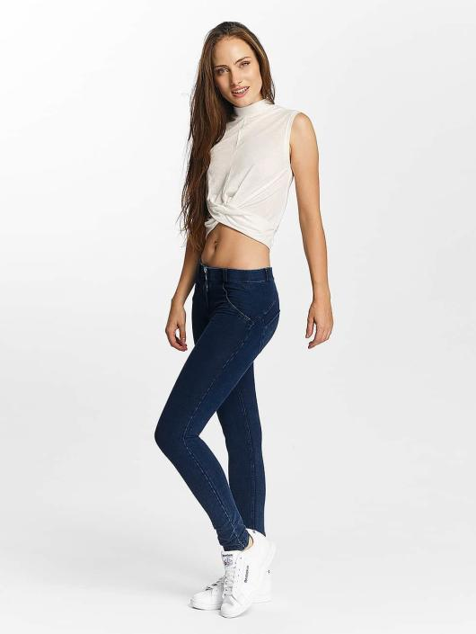 Freddy Skinny Jeans Regular Waist blue
