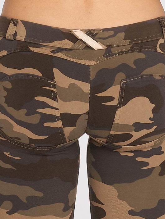 Freddy Skinny Jeans Pantalone Lunga camouflage