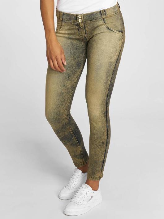 Freddy Skinny Jeans Laurentia niebieski