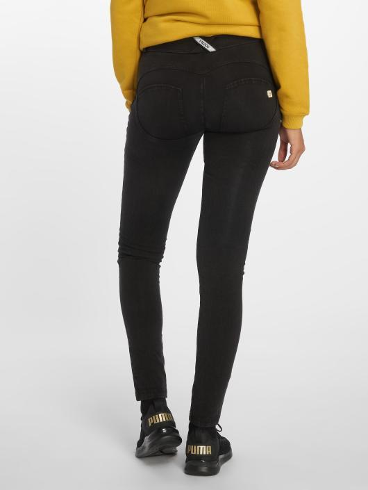 Freddy Skinny jeans Regular svart