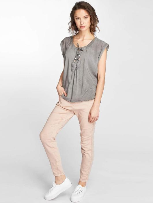 Fresh Made Blouse/Tunic Susi gray
