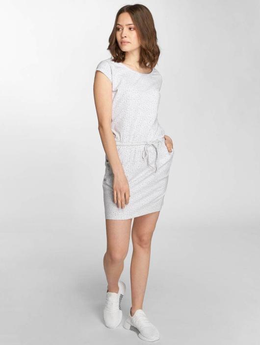 Fresh Made Dress Hearts gray