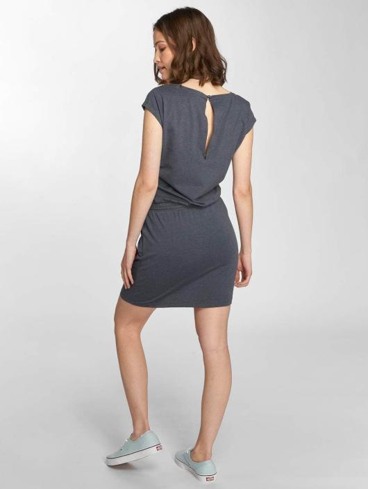Fresh Made Kleid Mini blau