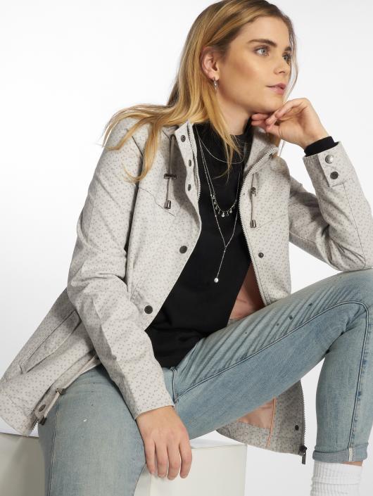 Fresh Made Lightweight Jacket Triangle gray