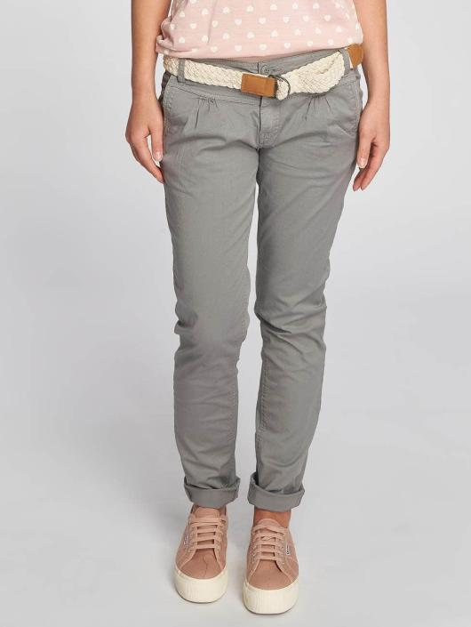 Fresh Made Pantalon chino Felize gris